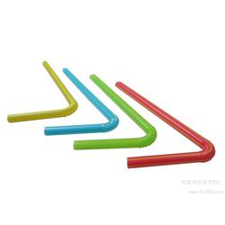 U型吸管、全利塑料、U型吸管供应图片