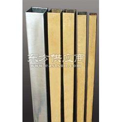 易焊接H63黄铜方管伟昌供应H62黄铜方管图片