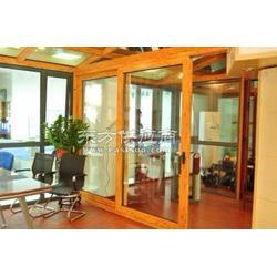 门窗公司_鸿泰铝合金推拉门窗厂家图片