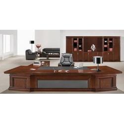 【南昌办公家具】,老板桌促销价,盛华办公家具低价供应图片