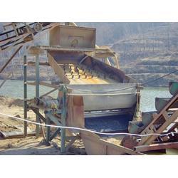 双螺旋洗砂机、永光机械、洗砂机图片
