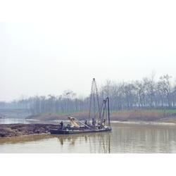 小型抽沙船生产厂家_永光机械(在线咨询)_河南小型抽沙船图片