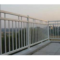 锌钢阳台护栏_武汉鑫昇伟业_武汉热镀锌钢阳台护栏图片