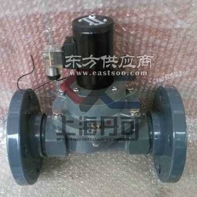 常闭式upvc电磁阀图片