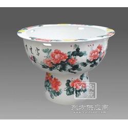 供应陶瓷大缸 鱼缸摆件 陶瓷缸定做图片