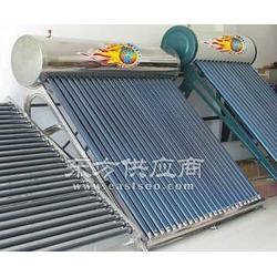 太阳能热水器如何确定用水量的问题图片