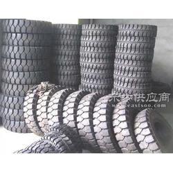 21x8-9叉车实心轮胎图片