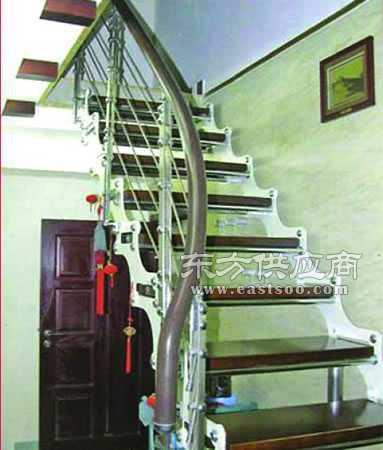家用钢木楼梯选材有诀窍图片
