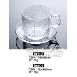 供應CF002咖啡杯碟咖啡杯玻璃杯圖片