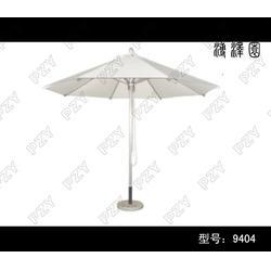 优质家具广州溥泽园制造、【中柱遮阳伞】、顺德遮阳伞图片