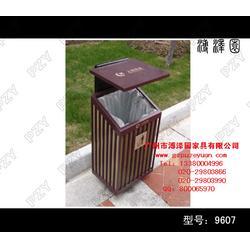 三亚垃圾桶、室外 垃圾桶、溥泽园家具(认证商家)图片