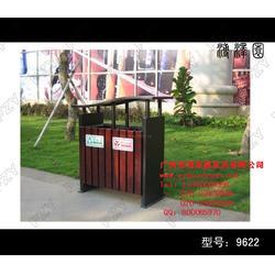垃圾桶公园、甘肃垃圾桶、厂家专业生产户外家具图片