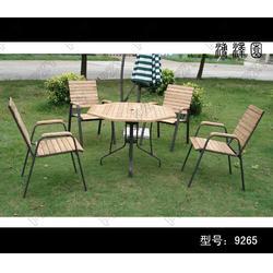 实木桌椅 种类多样款式最新 耐用实木桌椅图片