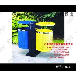 木塑垃圾桶,溥泽园家具(已认证),东莞垃圾桶图片