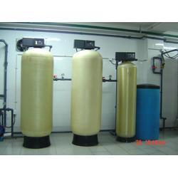 锅炉补给软水处理设备 反渗透软水设备 砂炭过滤预处理设备图片
