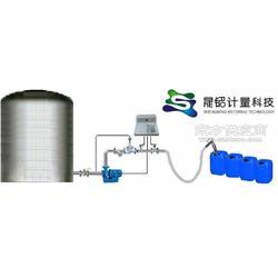 环氧大豆油定量装桶设备图片