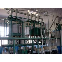 中之原 大量生产石磨面粉机 石磨面粉机图片
