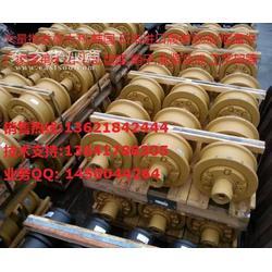 日立ZX470链板 托链轮图片
