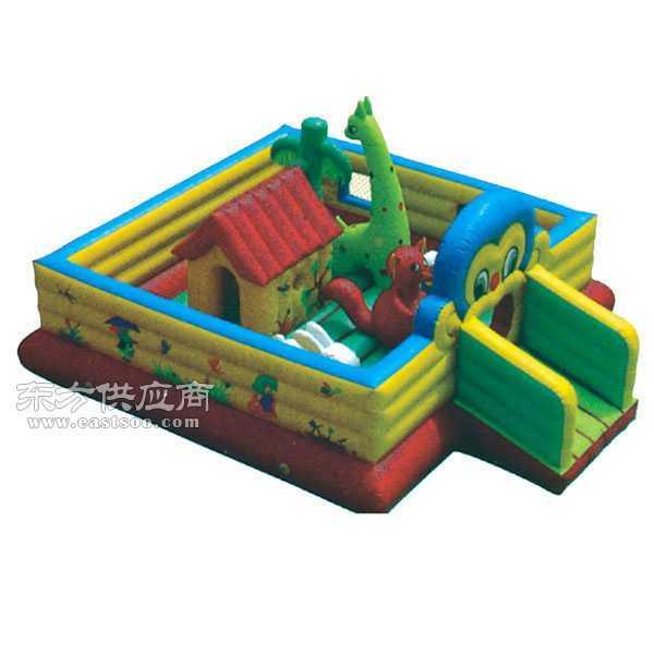 大型儿童淘气堡室内儿童乐园游乐设备厂家图片
