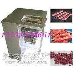 猪肉切丝机切肉馅机商用猪肉切丝机图片
