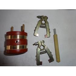 集电环碳刷架总成_益标达机电生产优质滑环_松原集电环图片