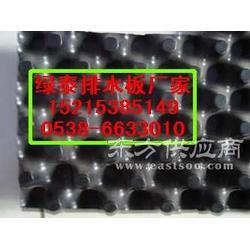 凹凸排水板排水板销售带支点图片