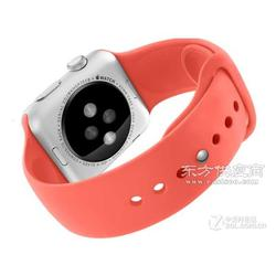 2015苹果山寨版苹果手表带 硅胶表带图片