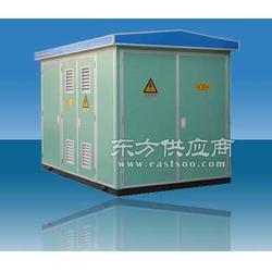 ZBW-12欧式箱式变电站315KVA箱变厂家图片
