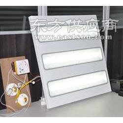 LED格栅灯一体化厂家图片