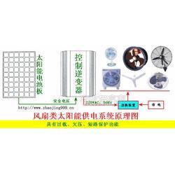 太阳能抽风机 太阳能换气扇 太阳能排气扇图片