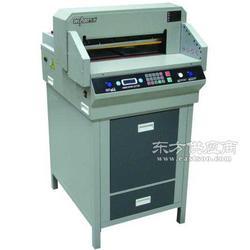 供应惠祥4606HD程控切纸机图片