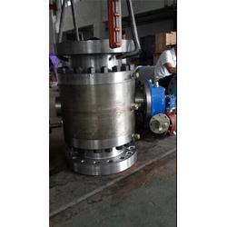 锻钢高压球阀Q41N-320C-飞球双相钢阀门-承德球阀图片