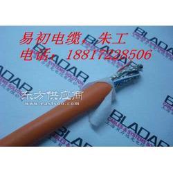 拖链信号专用屏蔽电缆16c0.2平方 耐折弯电缆图片