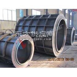 恒林供应高质量的水泥涵管模具图片