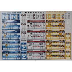 水贴纸,宏彩专业生产环保水贴纸,水贴纸加工图片