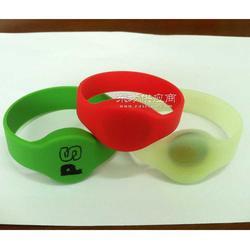 RFID硅胶腕带图片