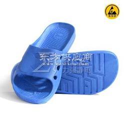 SPU防静电拖鞋 防静电轻便拖鞋 防静电工作鞋图片