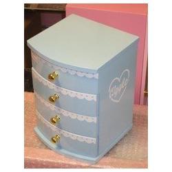实木首饰盒-首饰盒-丰利工艺制品厂图片