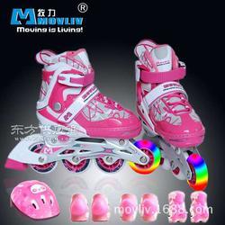 儿童牧力溜冰鞋生产厂家图片
