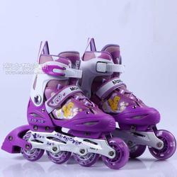 兒童單排溜冰鞋廠家圖片