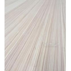 4X8尺科技木皮厂家 刨切木皮 三聚氰胺贴面专用图片