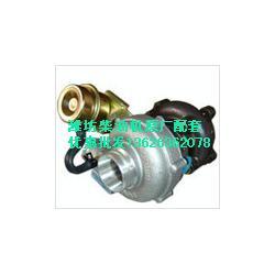 潍柴6160发动机(图)、潍柴6160Z增压器、增压器图片