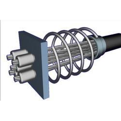 吉安桥梁伸缩缝-聚博钳压式声测管厂家-40型桥梁伸缩缝图片
