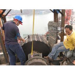 生产销售输送机的耐磨滚筒包胶很好的企业宏鑫橡胶图片