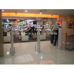 超市防盗器 超市商品防盗器 超市出入口防盗杆图片