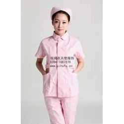 护士服 护士工作服 药店护士服 新款西服领 夏装短袖图片