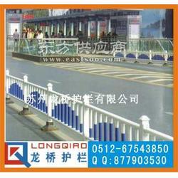 马路隔离护栏/中心护栏/镀锌钢质表面喷涂处理图片