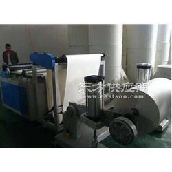 专业生产HQ-1200油封纸切片横切机 无光铜板纸切片横切机 材料机机器图片