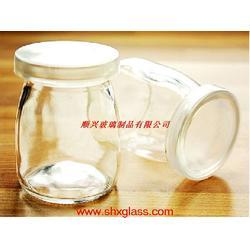 布丁瓶生產順興玻璃(布丁瓶子)布丁瓶圖片