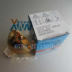 欧司朗卤素金杯灯泡 HLX 64635 15V150W图片
